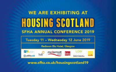 go-centric exhibiting at SFHA Housing Scotland Annual Conference